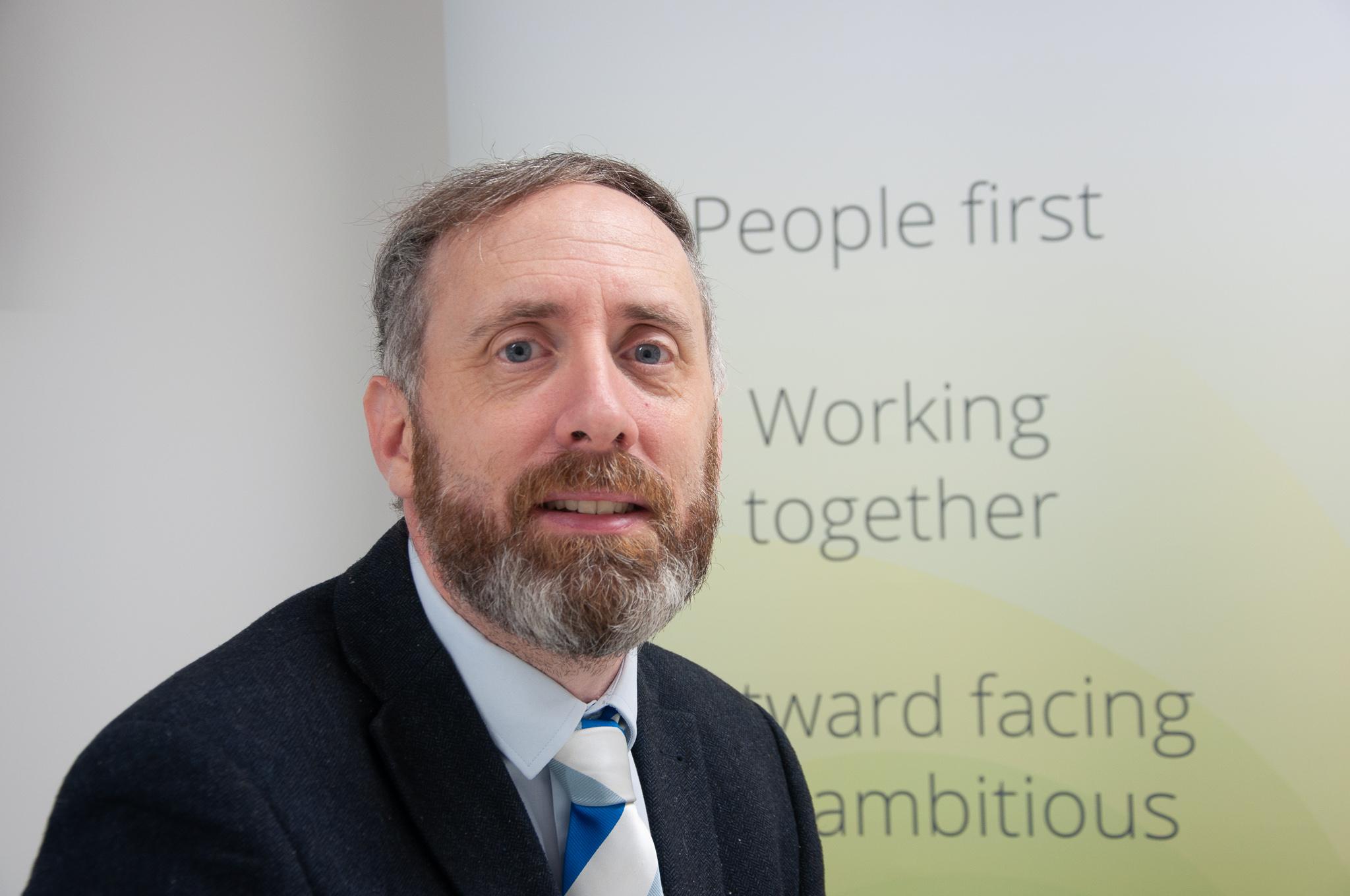 Chris Hill, CEO of Nene Education Trust